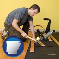 arkansas a hardwood flooring installer