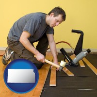 kansas a hardwood flooring installer