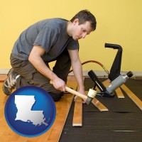 louisiana a hardwood flooring installer