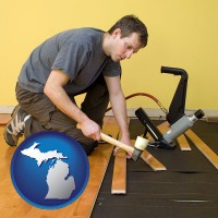 michigan a hardwood flooring installer
