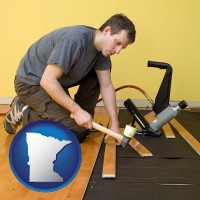 minnesota a hardwood flooring installer