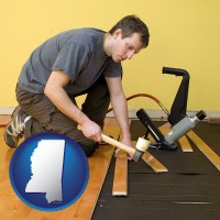 mississippi a hardwood flooring installer