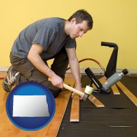 north-dakota a hardwood flooring installer