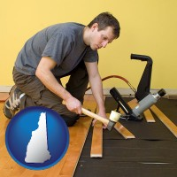 new-hampshire a hardwood flooring installer