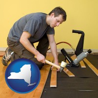 new-york a hardwood flooring installer