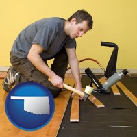 oklahoma a hardwood flooring installer
