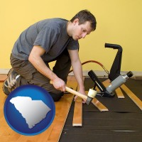 south-carolina a hardwood flooring installer