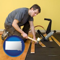 south-dakota a hardwood flooring installer